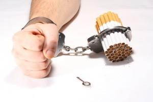 Le fumer la dépendance passive